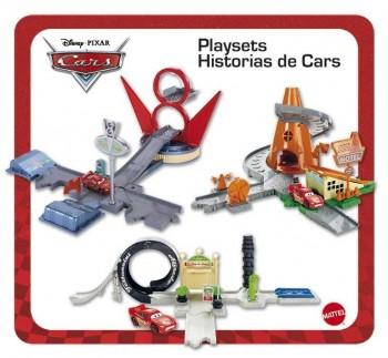 CARS HISTORIAS DE CARS RAYO MATTEL REF-446CDW65
