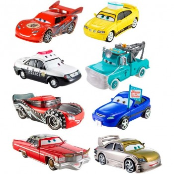 CARS COCES CLASICOS RAYO DRAGON MATTEL REF-446CHC14