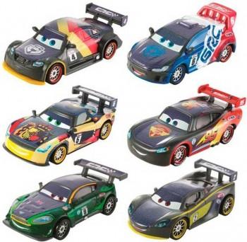 COCHE CARS RAYO CARBONO MATTEL REF-446DHM75