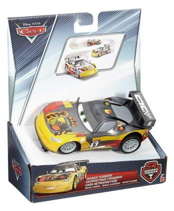 CARS SUPERCOCHES DE CARRERAS \cRAYO\c MATTEL REF-446DHN00