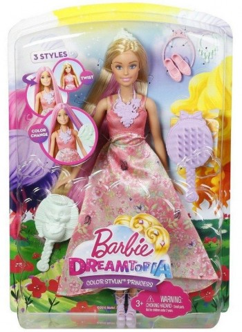 BARBIE DREAMTOPIA MIL PEINADOS