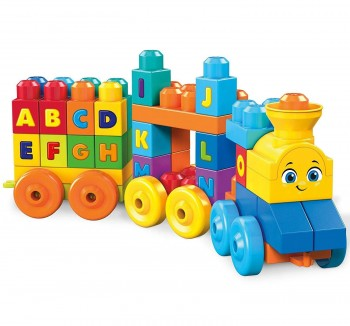 TREN MUSICAL ABC MEGABLOCKS REF-673FWK22