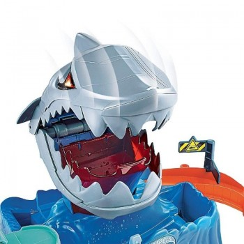 PISTA HOT WHEELS ROBO SHARK TIBURON 446GJL12