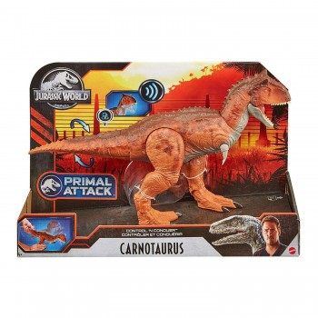 JURASSIC WORLD ATAQUE CARNOTAURUS 446GJT59